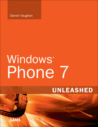 Windows Phone 7 Unleashed book cover