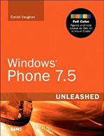 Windows Phone 7.5 Unleashed cover
