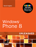 Windows Phone 8 Unleashed cover